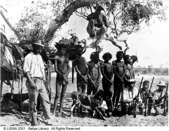 a history and the present of the aborigines in australia Australia's aboriginal cultural traditions have a history and continuity  of  children as a process stretching from colonisation to the present52 this process  and.